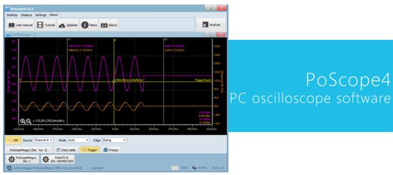 pc oscilloscope software