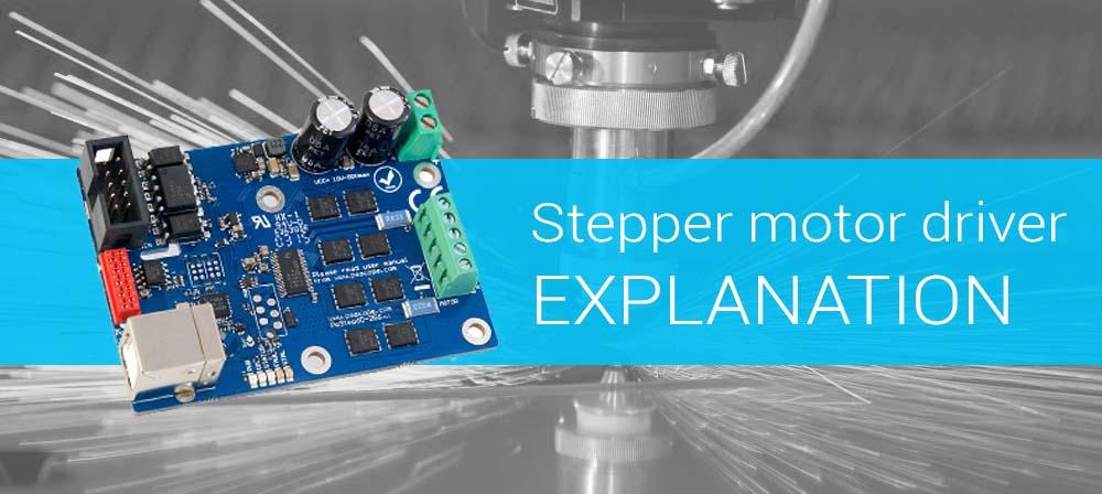 Stepper Motor Control No Microcontroller Needed