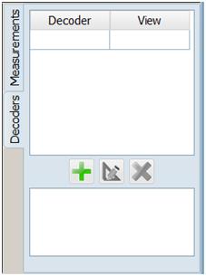 Adding I2C decoder