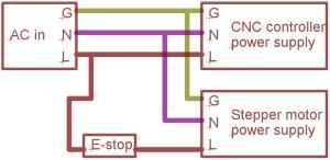 Mach3 limit switch img1