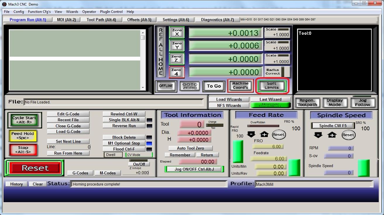 Mach3 limit switch tutorial with PoKeys - PoBlog™