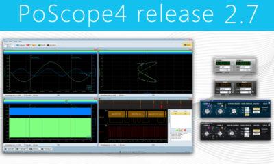 PoScope4 release 2.7