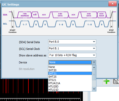 Fig. 10: Decoding I2C sensors