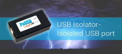 USB Isolator- Isolated USB port