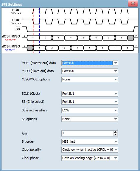 Fig. 13: SPI protocol decoder