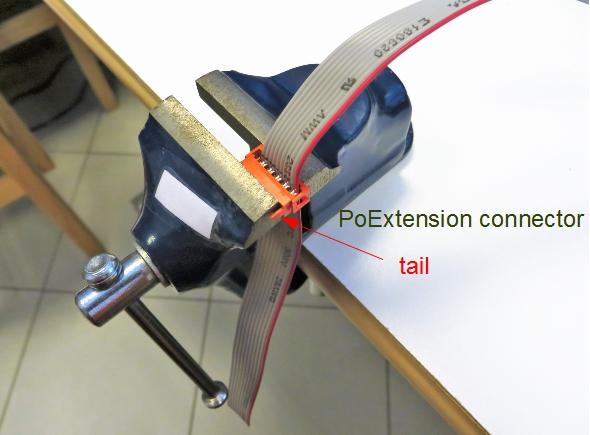 CablePack PoKeys57CNC connectors - PoExtension_vice