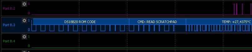 1-wire protocol decoder