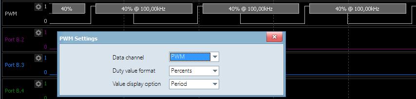 PWM decoder