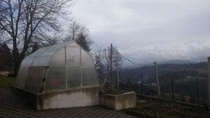 PoLabs greenhouse