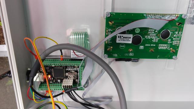 auomation control devce - PoKeys usb cnc controller