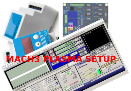 Mach3 Plasma setup