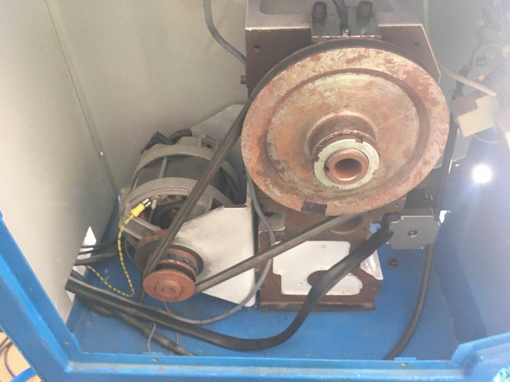 CNC Lathe spindle motor