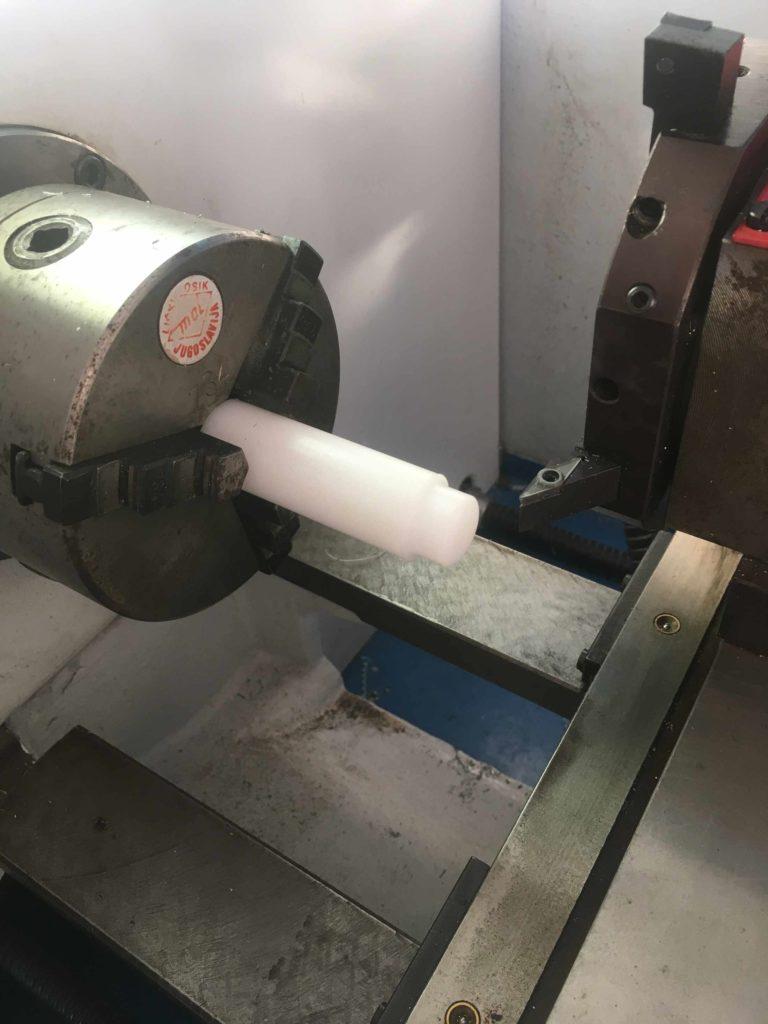 test part - CNC Lathe