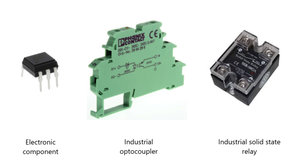 Opto-isolation devices