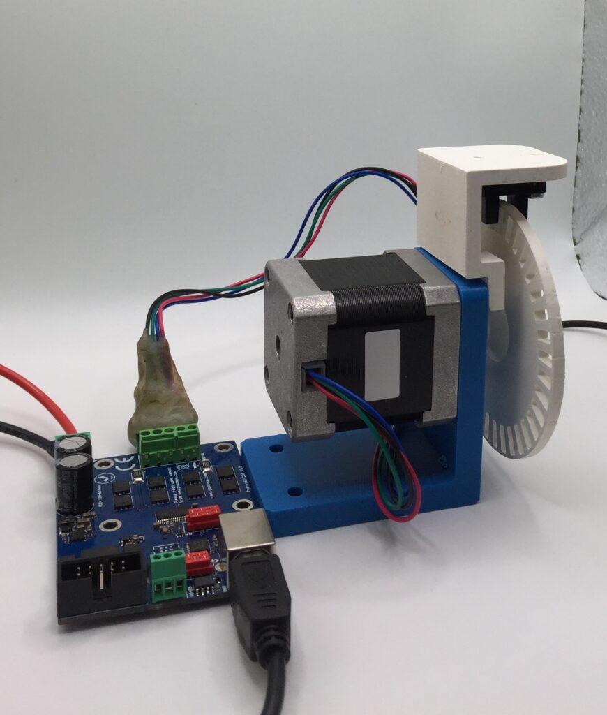 testing equipment: protocol